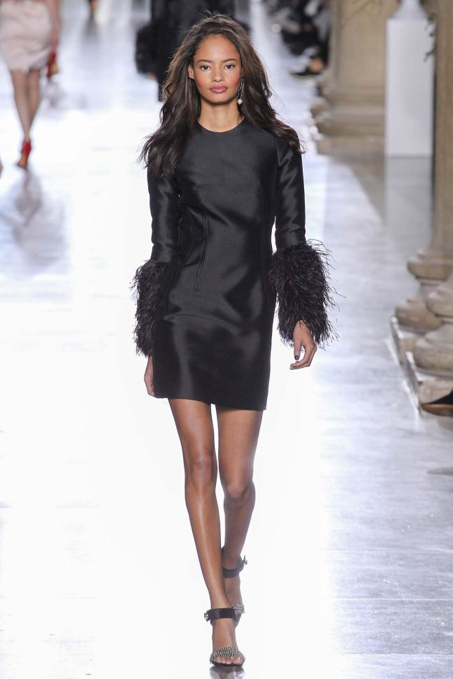 Model: Malaika Firth